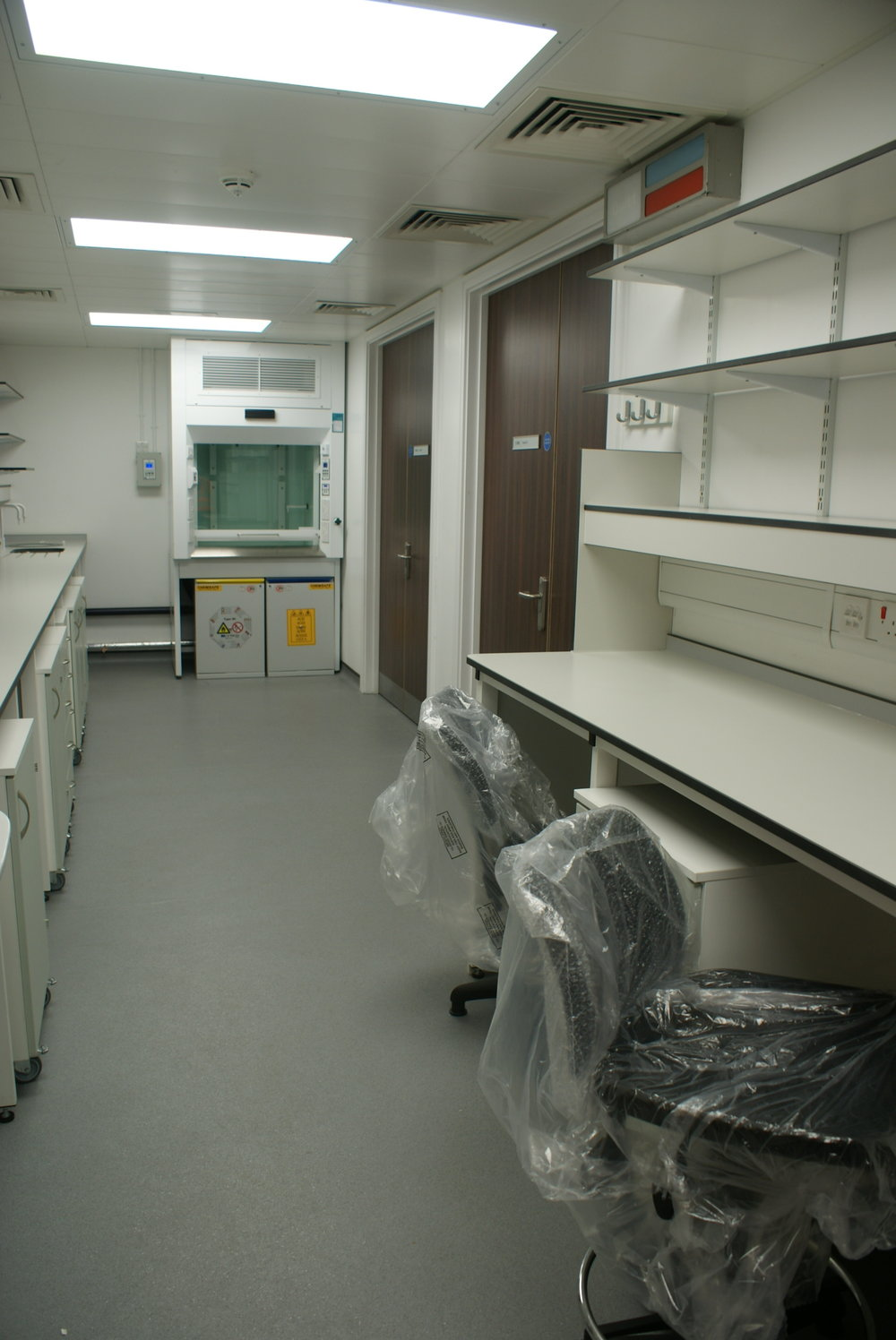 Prep Lab.
