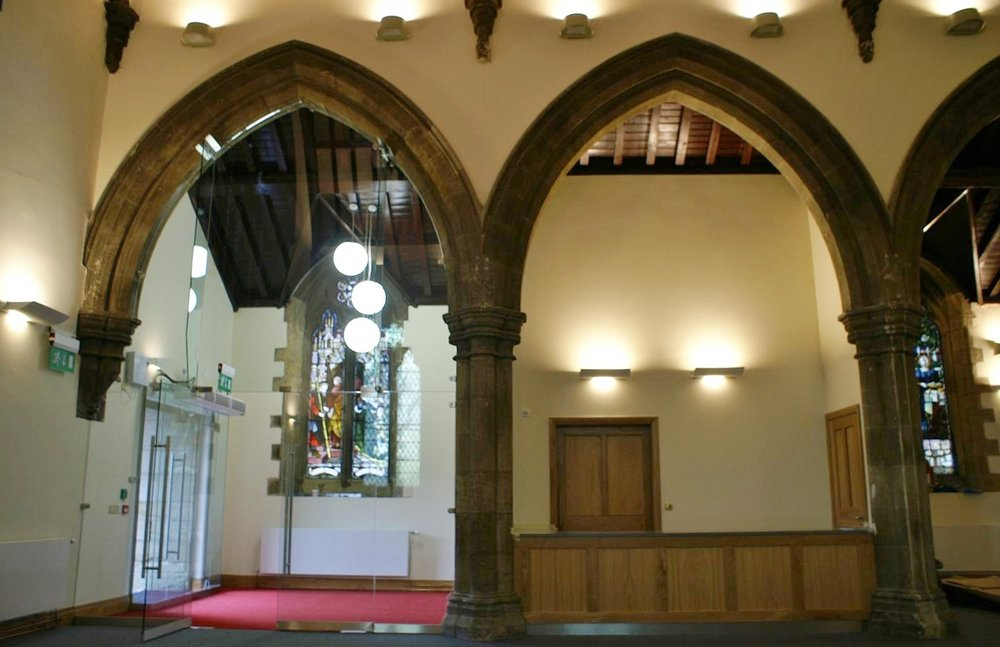 St Matthias Refurbishment 5.JPG