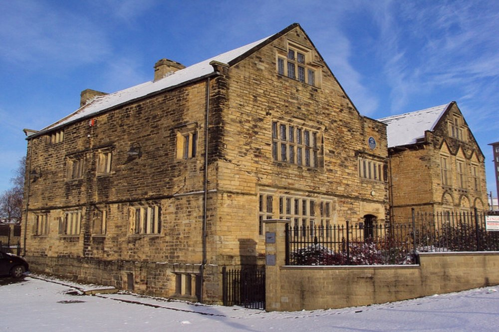 Historical & listed buildings