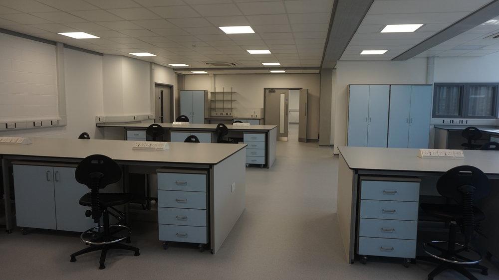 Laboratory 1 the Food Development Kitchen