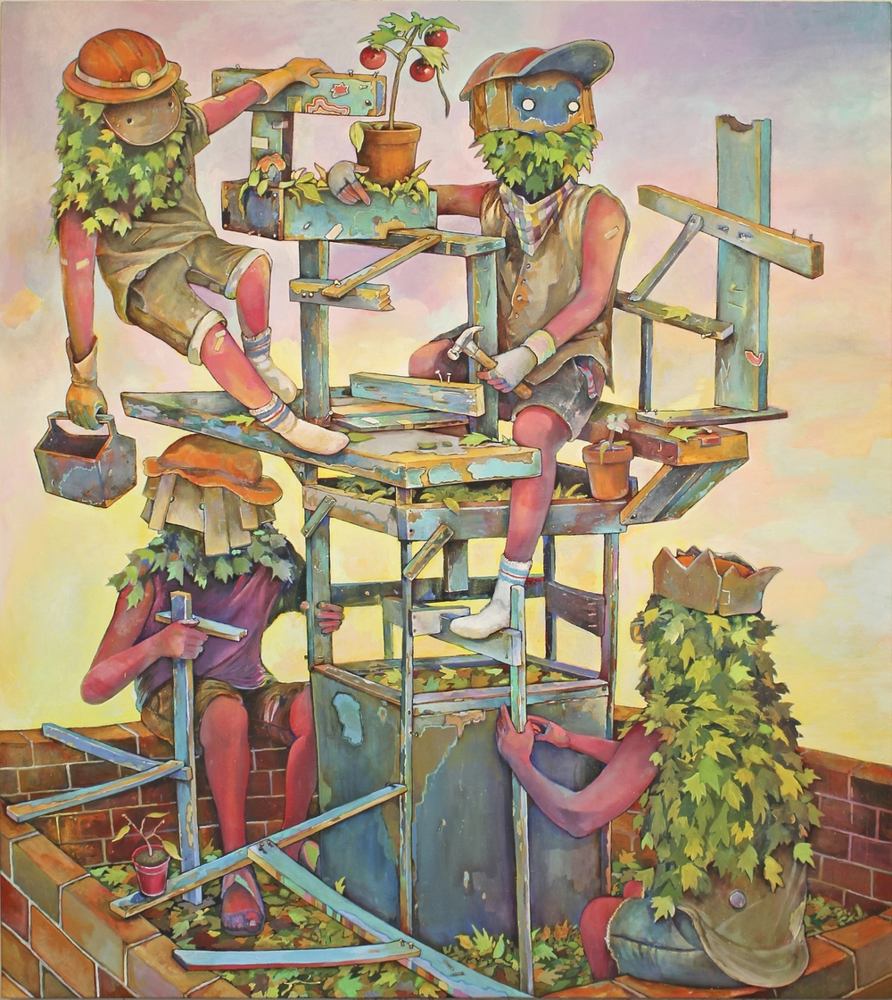 Rooftop Horticultural Society