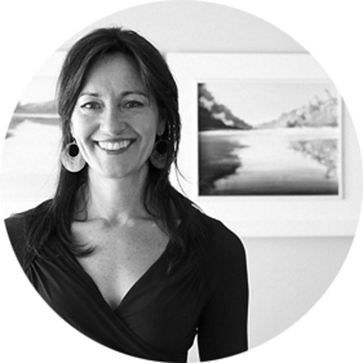Ann Rea, Artist & CEO of Ann Rea, Inc.
