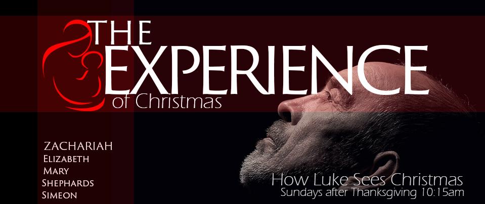 experence Christmas