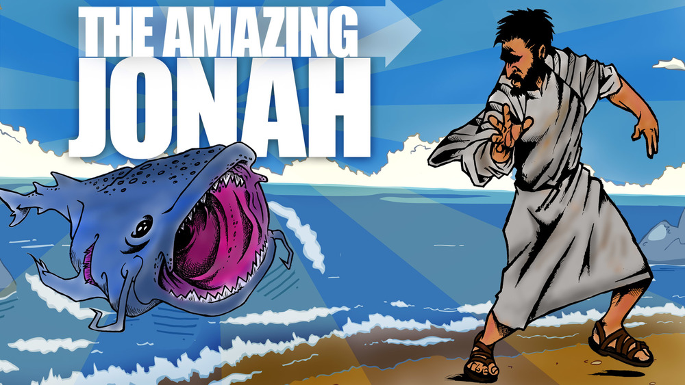 The Amazing Jonah