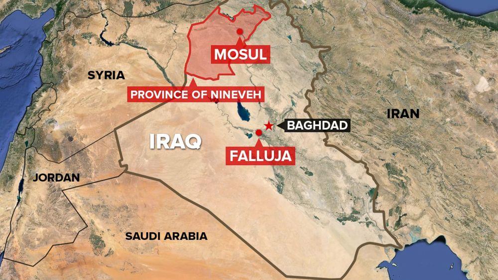 Mosul Iraq ^^^^^^^^