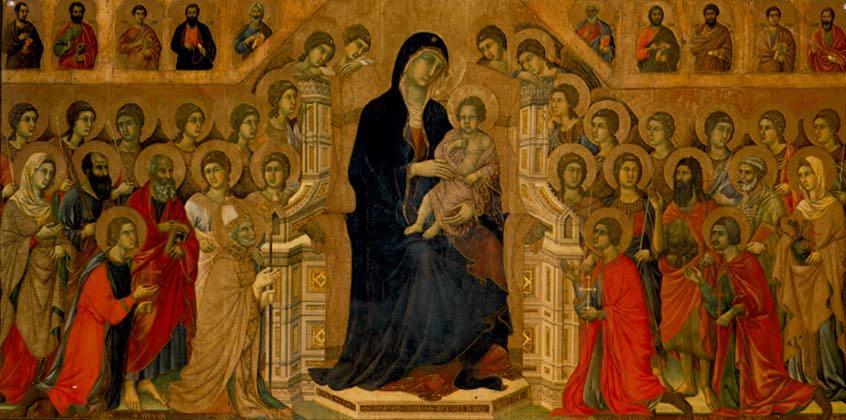 Duccio, Maesta