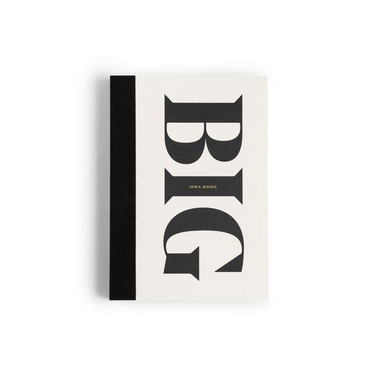 Big Idea Sketch Book | Wit & Delight