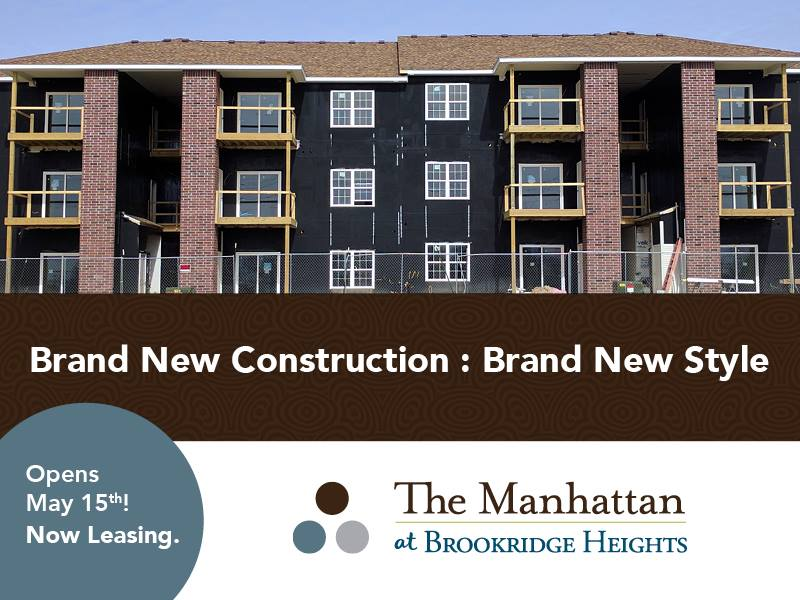 Here Is Our Weekly Update Of The Manhattan!! Cabinets Are Being Installed  Today!! Call Or Stop By Today For More Information.