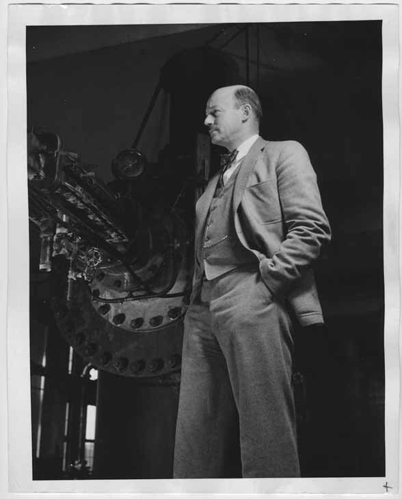 Jerome Hunsaker  (MIT)