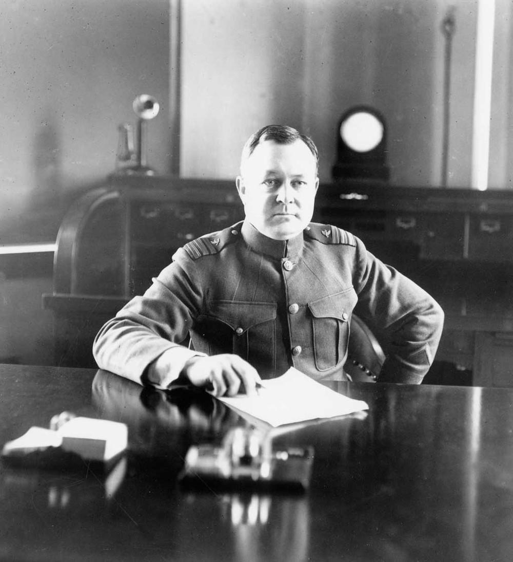 Conrad Westervelt  (The Museum of Flight)