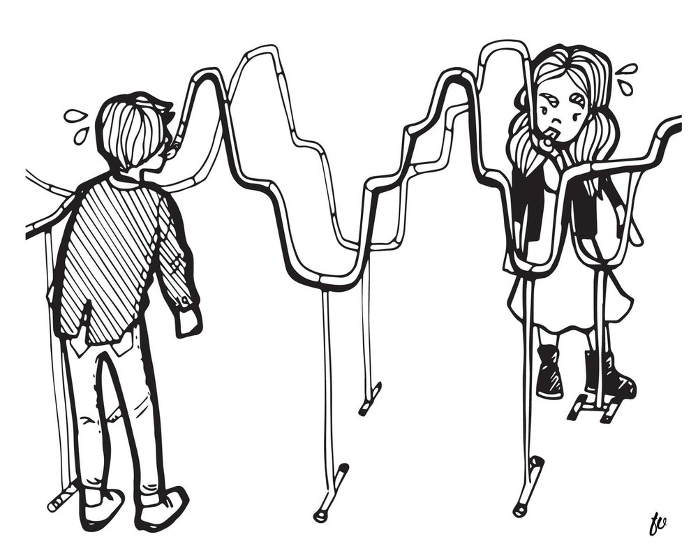 Illustration by Finelinevreter
