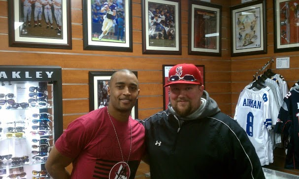 Me and Doug Baldwin