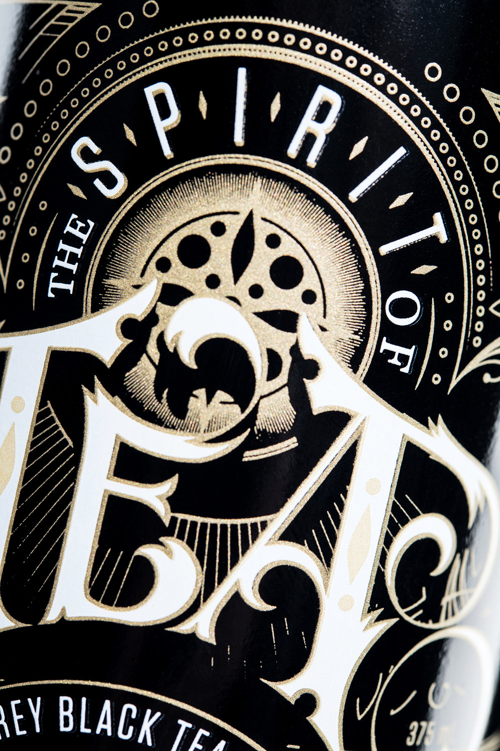 Branding and Packaging Design for The Spirit of Tea