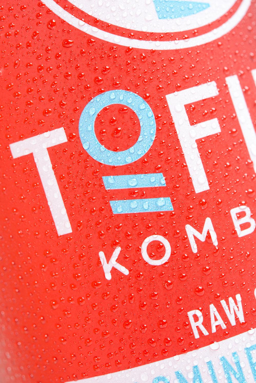 Branding and Packaging Design for Tofino Kombucha