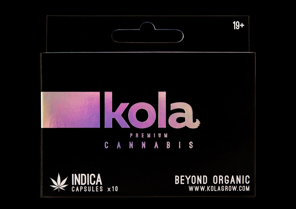 Branding+and+Packaging+Design+for+Kola+Premium+Cannabis