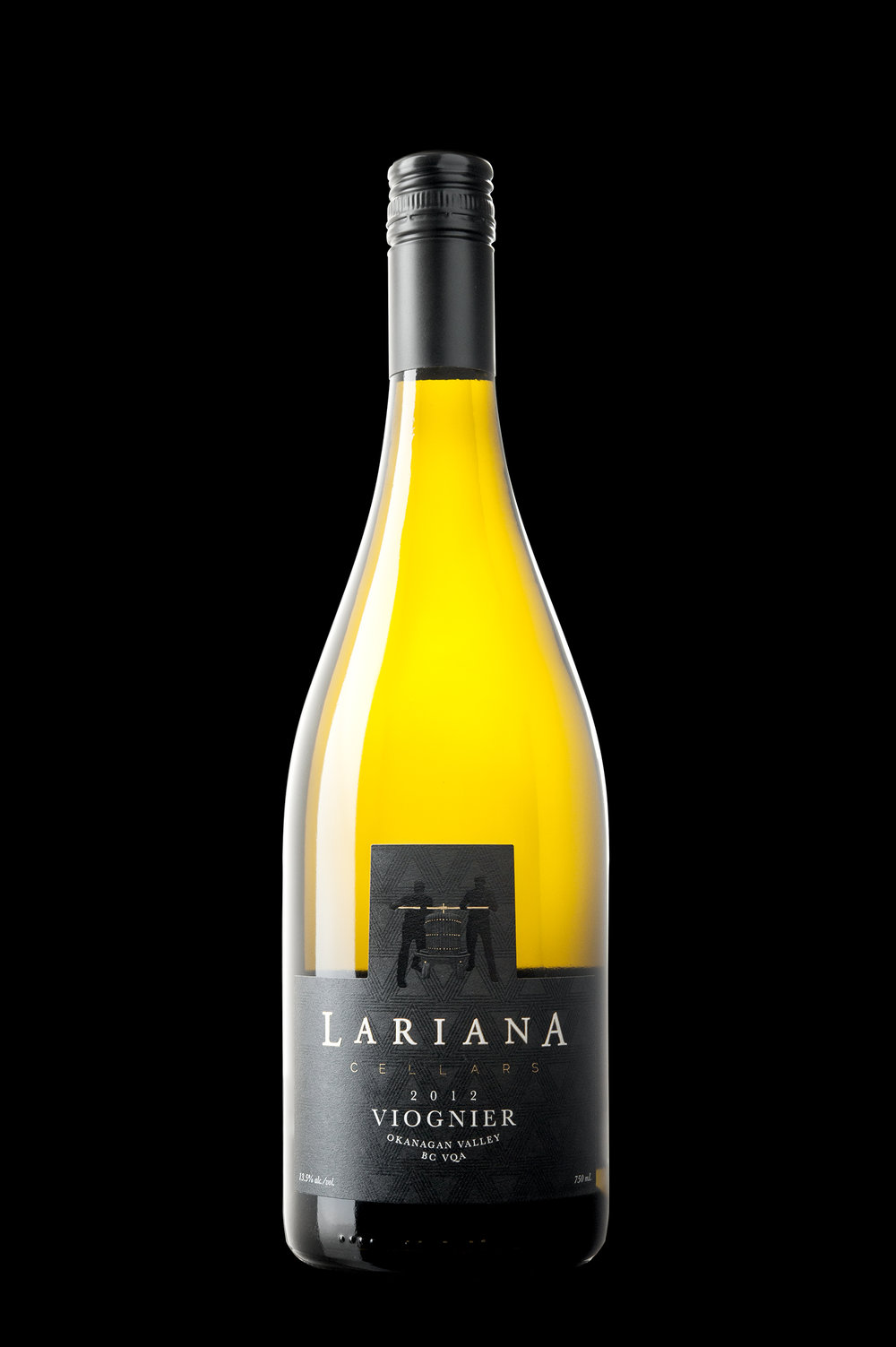 Packaging and Branding for Lariana Cellars Wine
