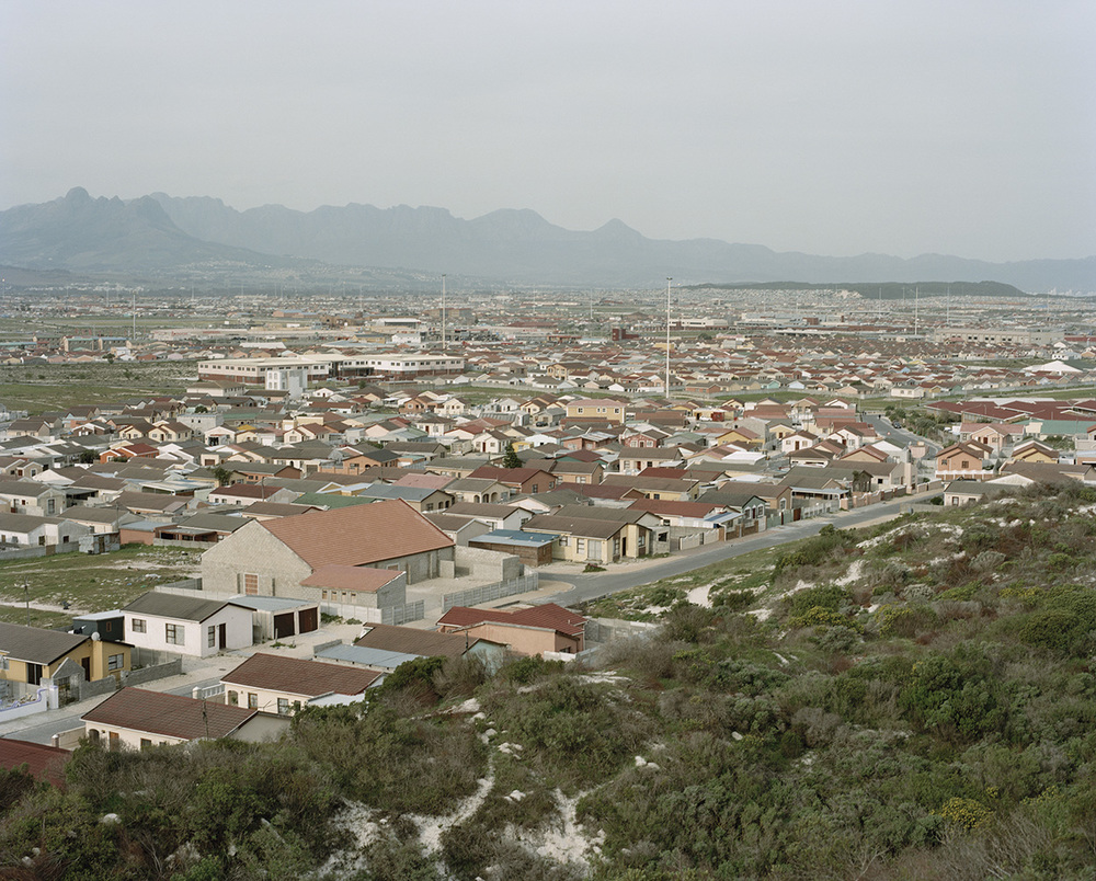 Khayelitsha Township, Cape Town