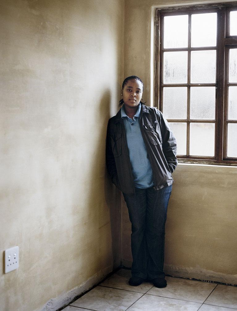 Noxolo Nkosana, Lower Crossroads, Cape Town