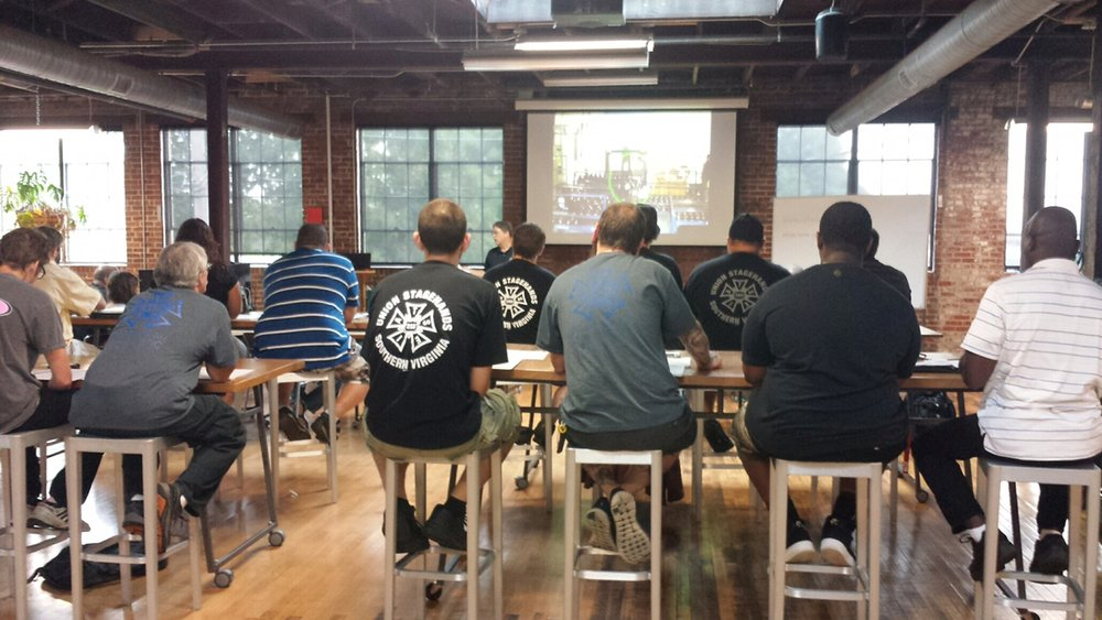 IATSE TTF OSHA 10/General Entertainment Safety in Richmond, VA | August 2 & 3, 2016