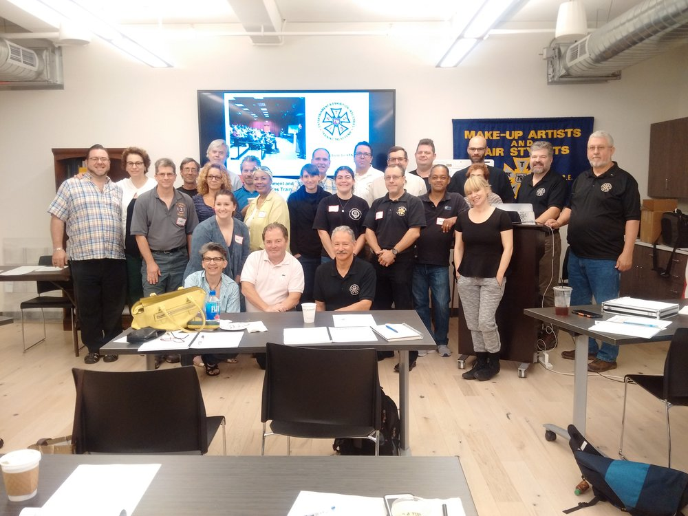 IATSE TTF OSHA 10/General Entertainment Safety in New York, NY | July 11 & 12, 2016