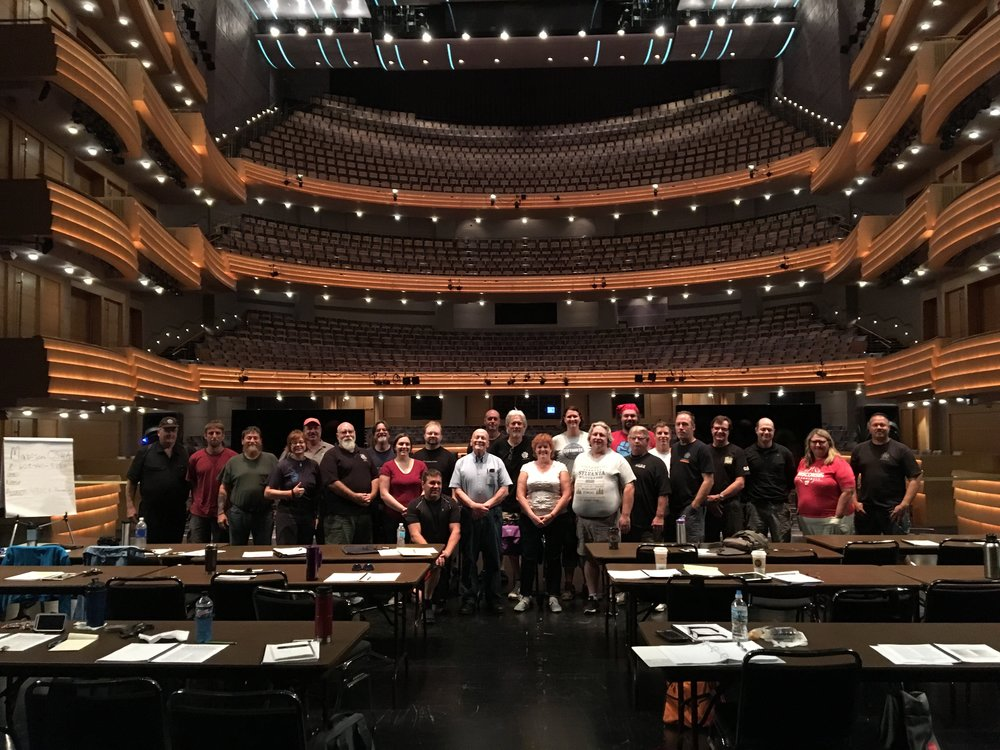 IATSE TTF OSHA 10/General Entertainment Safety in Madison, WI | June 26 & 27, 2016