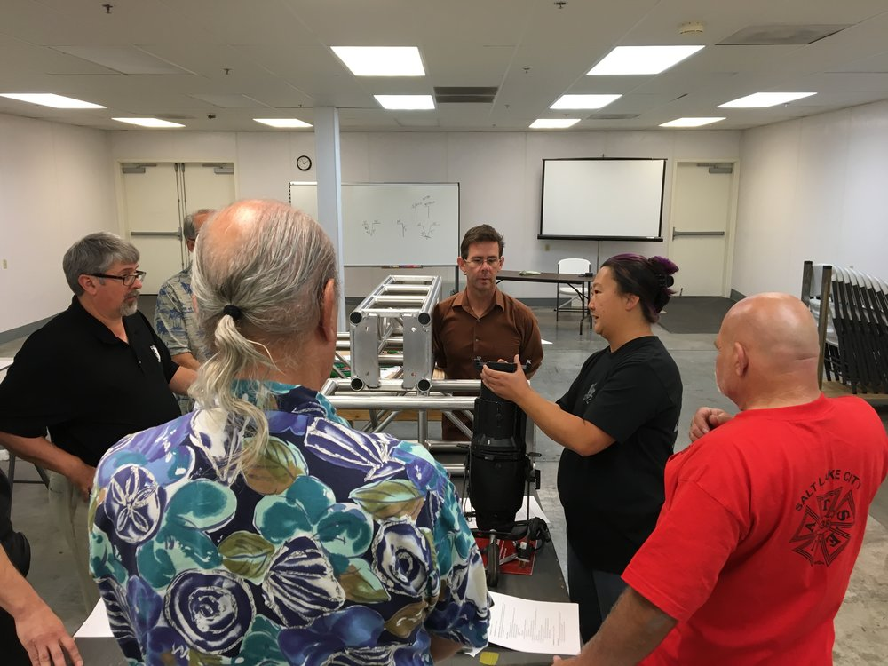 IATSE TTF Train the Trainer in Las Vegas, NV | June 11 & 12, 2016