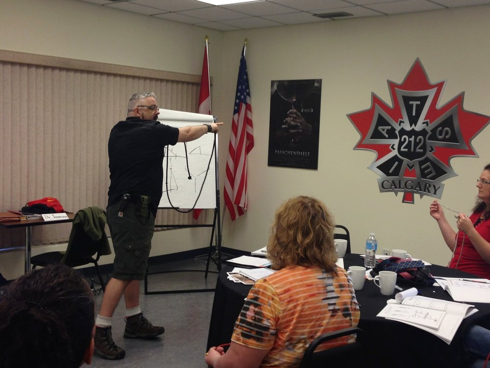 IATSE TTF Train the Trainer in Calgary, AB | May 14 & 15, 2016