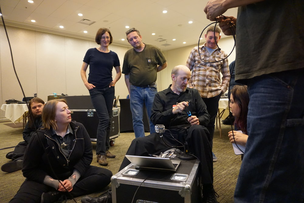 AV Essentials in Seattle, WA | April 23 - 27, 2016