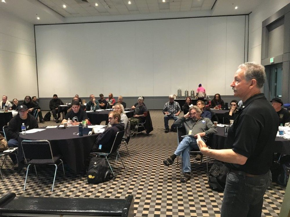 IATSE TTF OSHA 10/General Entertainment Safety in Denver, CO | April 11 & 12, 2016