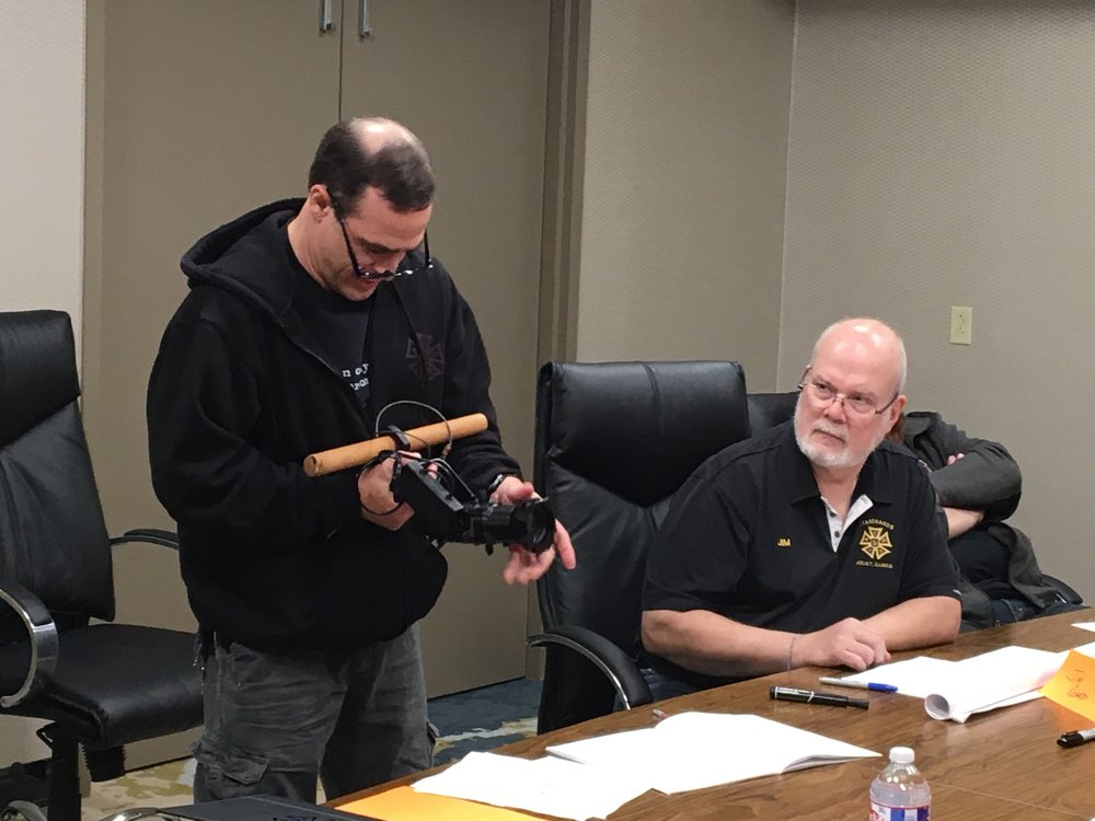 IATSE TTF Train the Trainer in St. Louis, MO | March 13 & 14, 2016