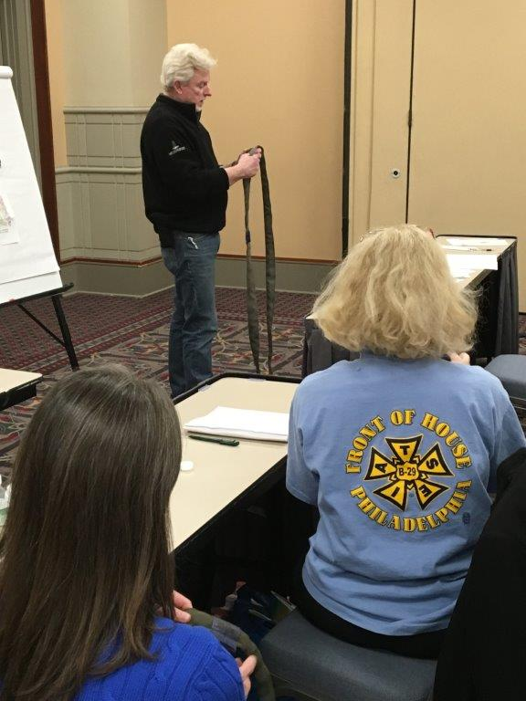 IATSE TTF Train the Trainer in Philadelphia, PA | February 27 & 28, 2016