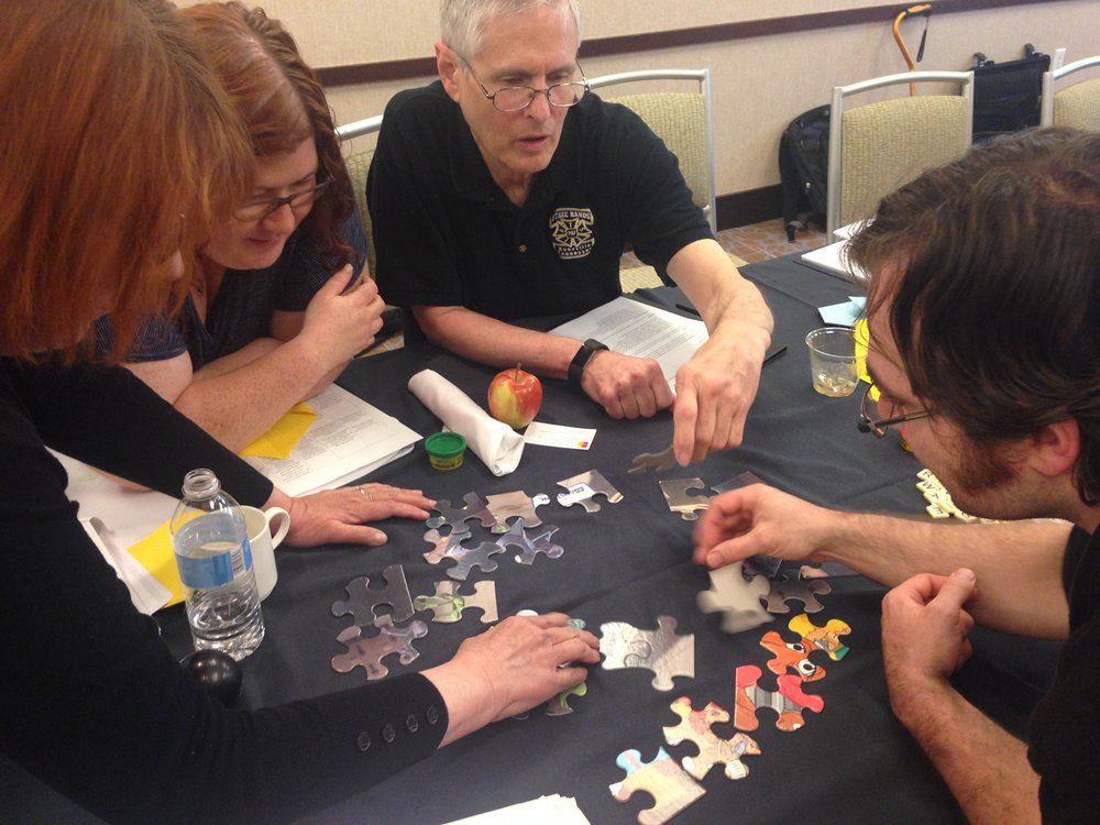 IATSE TTF Train the Trainer: Master Class for Course Development in Kansas City, MO | May 20 & 21, 2017