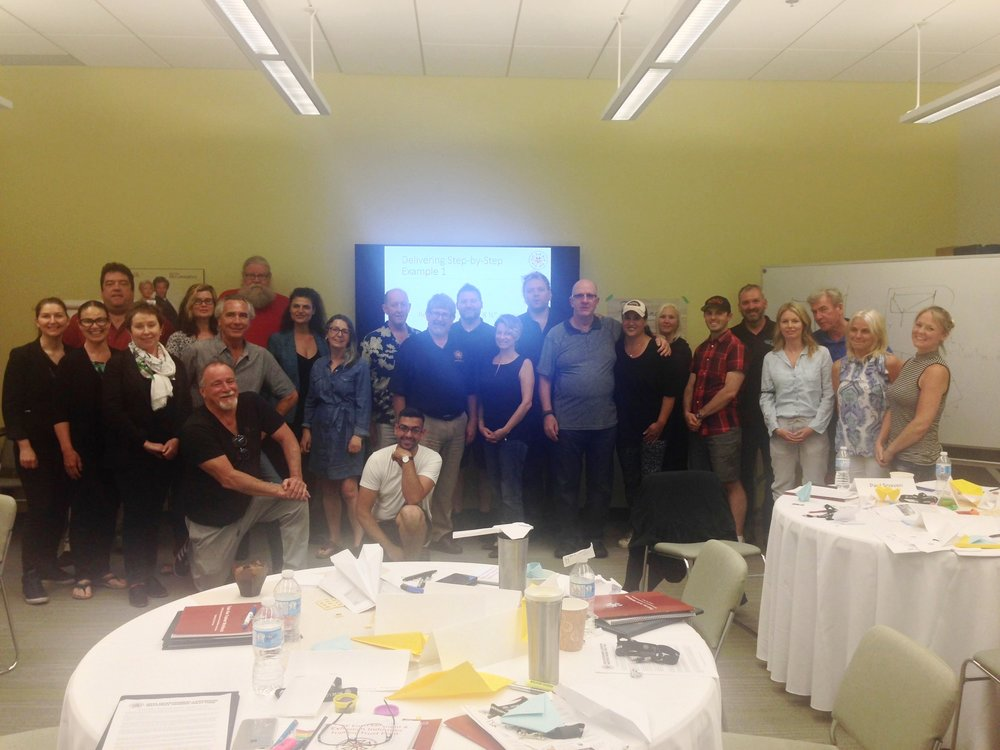 IATSE TTF Train the Trainer: Teaching Techniques and Presentation Skills in Toronto, ON | June 10 & 11, 2017