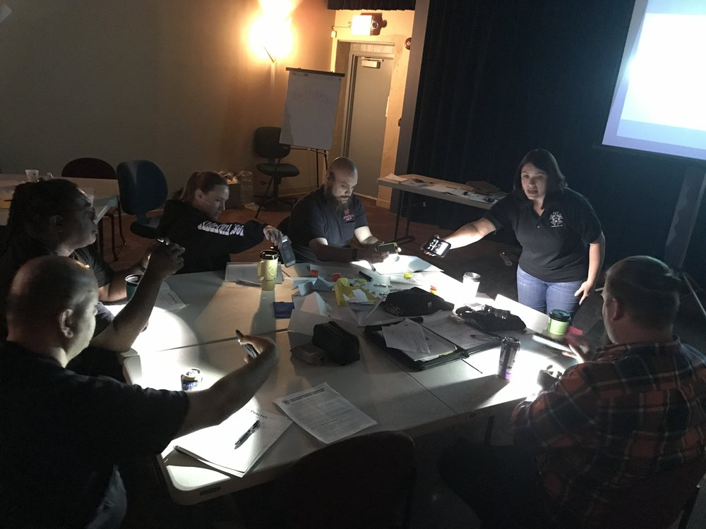 IATSE TTF Train the Trainer: Teaching Techniques and Presentation Skills in Washington, DC | August 5 & 6, 2017