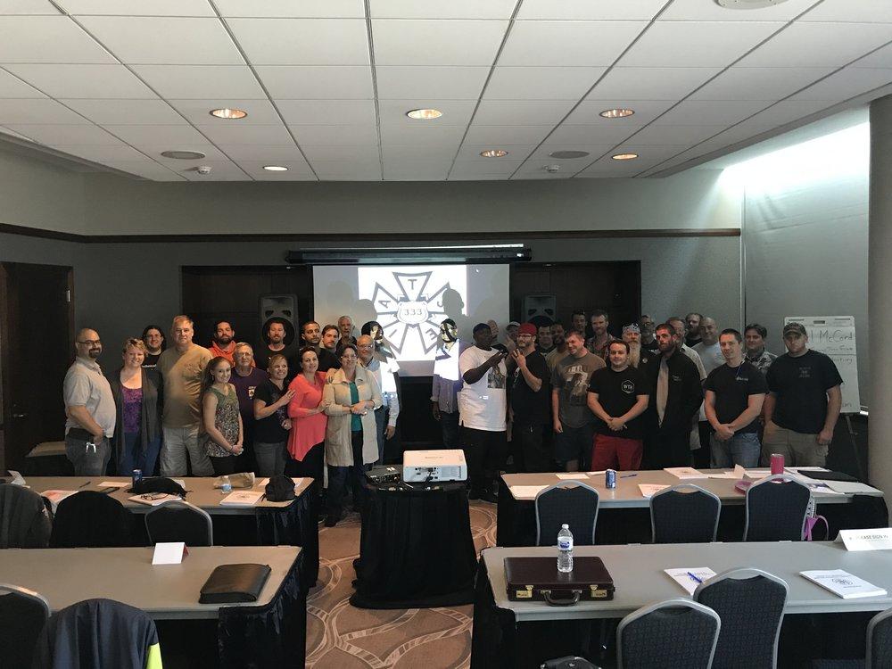 OSHA 10/General Entertainment Safety in Charleston, SC   September 7 & 8, 2017