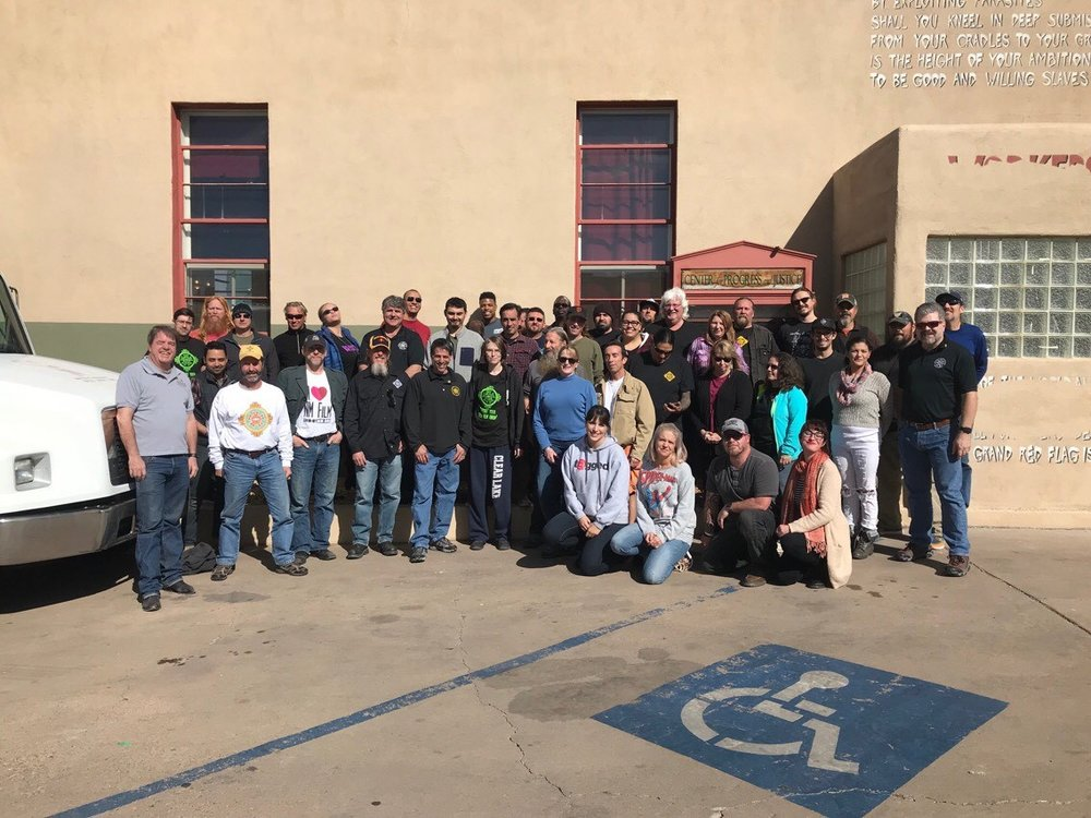 IATSE TTF OSHA 10/General Entertainment Safety in Santa Fe, NM | February 8-9, 2018