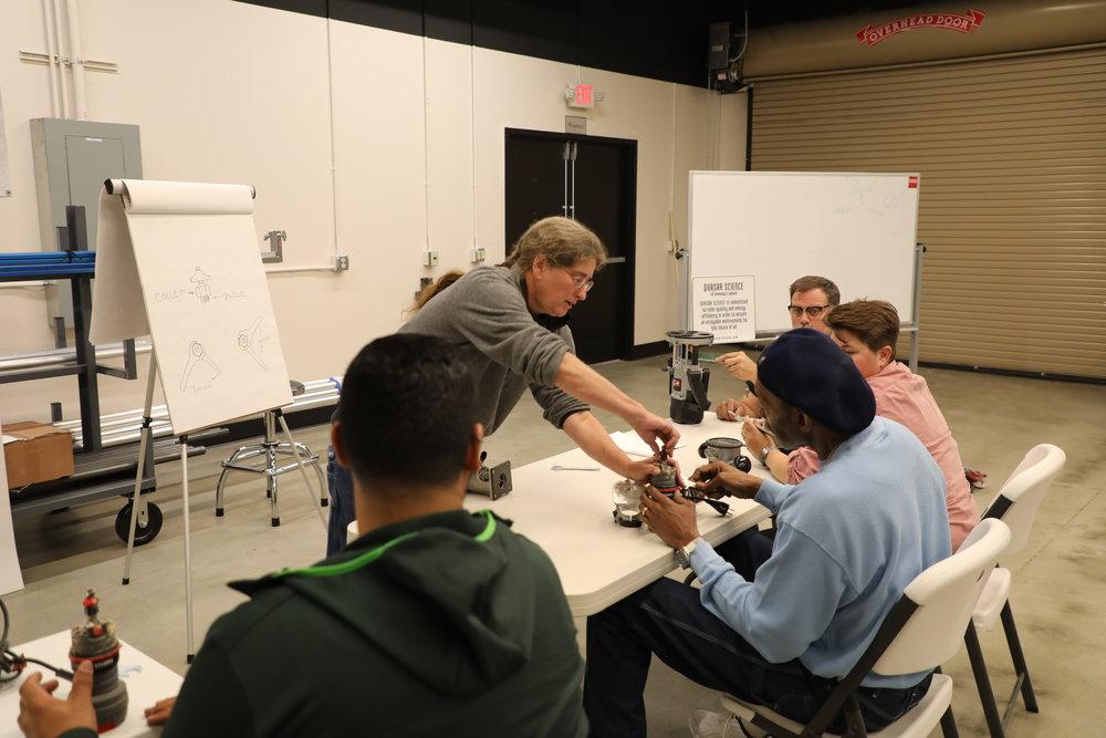 IATSE TTF Train the Trainer: Teaching and Presentation Techniques in Atlanta, GA | March 24-25, 2018