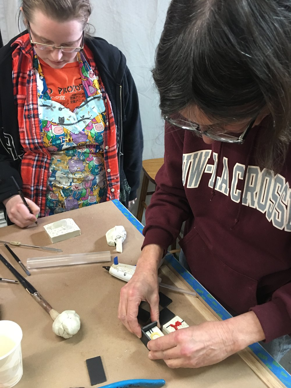 Introduction to Prop Mold-Making & Casting in Portland, OR | March 31-April 1, 2018