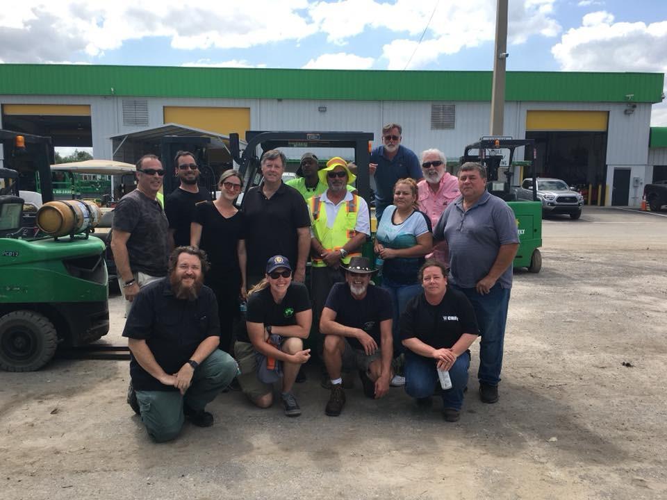 Forklift Operator in Fort Lauderdale, FL | April 13, 2018
