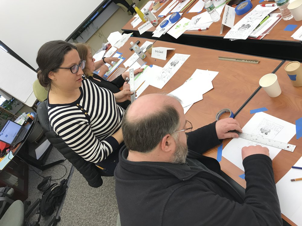 IATSE TTF Train the Trainer: Teaching and Presentation Techniques in New York, NY | April 21-22, 2018
