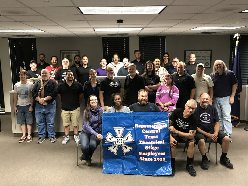 IATSE TTF OSHA 10/General Entertainment Safety in Austin, TX | July 14-15, 2018