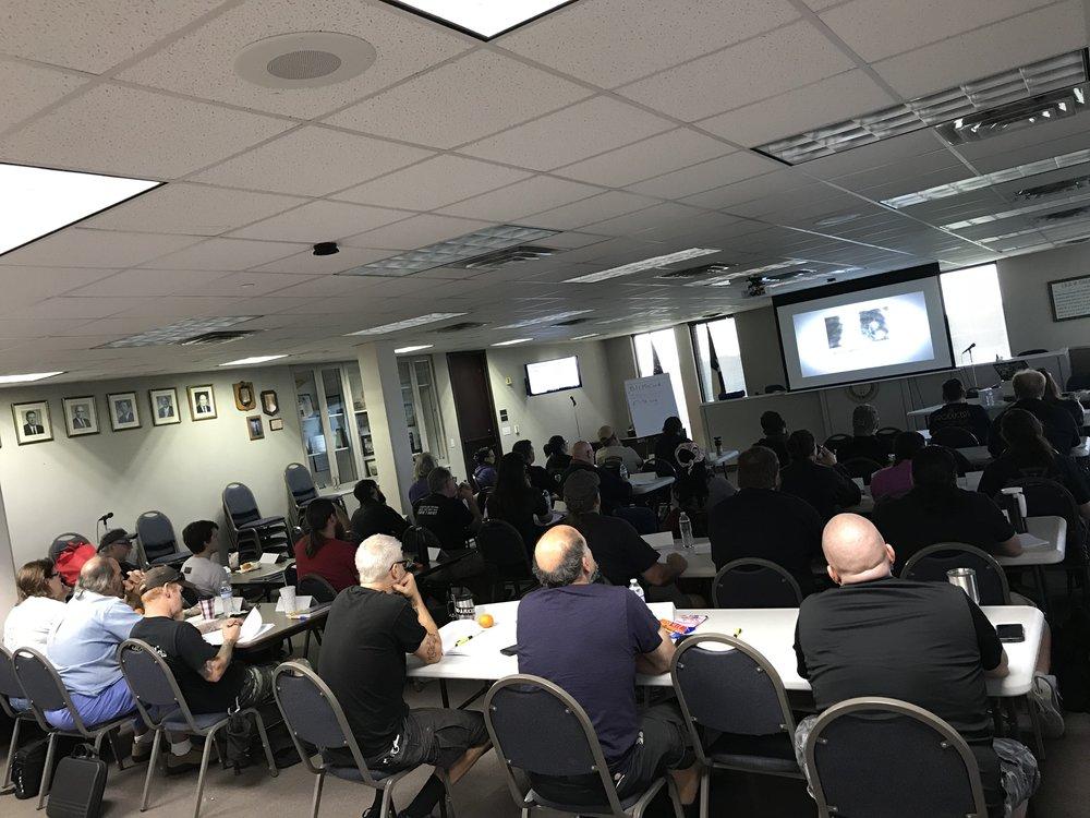 IATSE TTF OSHA 10/General Entertainment Safety in Austin, TX | July 14-15, 2018