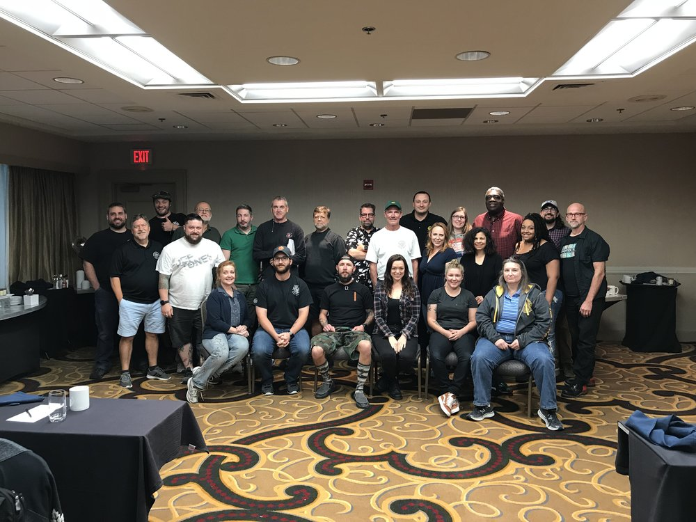 IATSE TTF OSHA 10/General Entertainment Safety in Indianapolis, IN | September 20-21, 2018