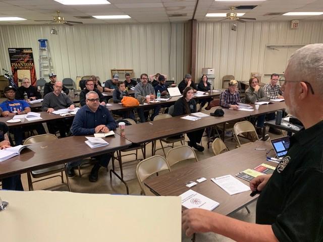IATSE TTF OSHA 10/General Entertainment Safety in Houston, TX | November 17-18, 2018