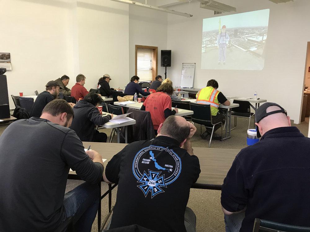 IATSE TTF OSHA 10/General Entertainment Safety in Buffalo, NY | January 7-8, 2019