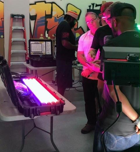 Wireless DMX Lighting 101 in Fort Lauderdale, FL | January 19, 2019