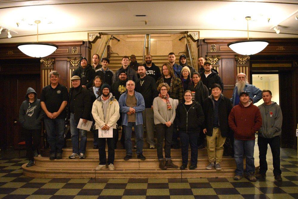 IATSE TTF OSHA 10/General Entertainment Safety in Boston, MA | February 9-10, 2019