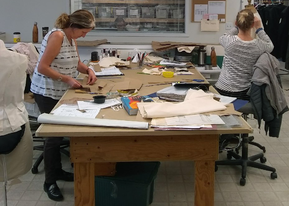 Costume Pattern Drafting in Victoria, BC | March 15, 2019