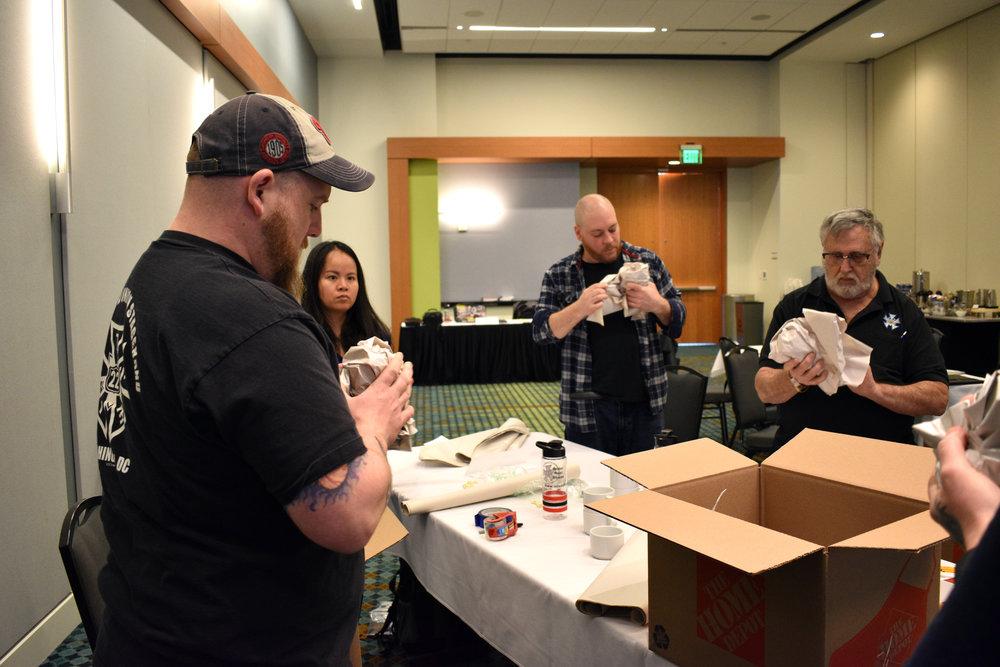 IATSE TTF Train the Trainer: Teaching and Presentation Techniques in Nashville, TN | March 16-17, 2019