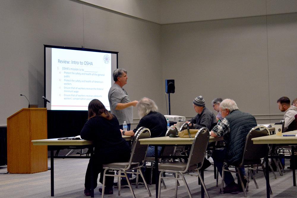 IATSE TTF OSHA 10/General Entertainment Safety in Louisville, KY | April 13-14, 2019
